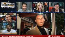 'TMZ Hollywood Sports' -- Blake Griffin Slap-Gate ... Star Witness Emerges