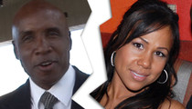 Barry Bonds -- Officially Divorced