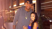 NBA Star Charlie Villanueva -- ENGAGED TO VIDEO MODEL ... With Huge Engagement Ring