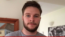 'Transformers' Star Jack Reynor -- Sent Us Airborne in Car Accident ... Say Pedestrians