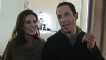 Helio Castroneves -- People Try to Race Me on the Streets!!