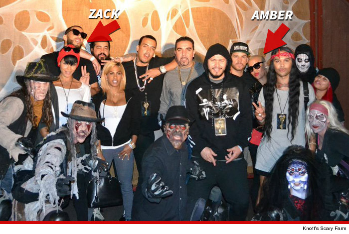 b50189f030a1 Amber Rose -- I m Dating French Montana ... s Brother