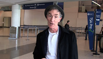 Bill Nye -- Defends 'Star Trek' Buddy in Bizarre, Unprompted Rant