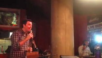 Seth MacFarlane -- I'm No Sinatra ... But That Ain't Stopping Me