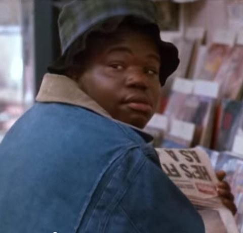 "Jermaine ""Huggy"" Hopkins played the friendly thieving sidekick Steel in the 1992 hood thriller ""Juice."""