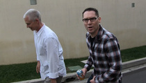 'X-Men' Director Bryan Singer -- Shower My Baby ... With Presents!