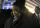 Rihanna -- When It Comes to Obama, All I See Is Color! (VIDEO)