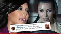 Naya Rivera -- Shots Fired Over Kim Kardashian Ass Photo