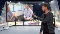 Daniel Tosh Blasts ESPN -- You 'Hacks' Stole My Trademark Bit