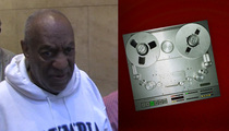 Bill Cosby -- Mum on Rape Allegations During Interview