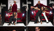 Dwyane Wade -- Ferraris and Tuxedos ... At Miami Mega-Bash