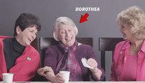 Weed Smoking Granny -- Viral Video Sesh Was Fun ... But I'M DONE Taking Bong Rips!