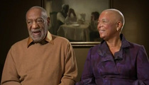 Bill Cosby -- How Dare You Ask Rape Question ... BURY THE TAPE!