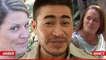 'Pregnant Man' Thomas Beatie -- I GPS'd My Ex ... But I Thought It Was Legal!