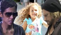 Halle Berry to Gabriel Aubry -- You're Trying to Make Our Kid White!