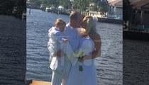 Michael Lohan Marries Baby Mama -- Lindsay Left in the Dark