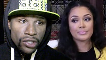 Floyd Mayweather -- My Ex's Abortion Is Fair Game ... We're Too Famous for Privacy