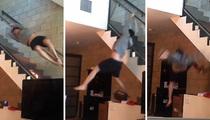 'Mean Girls' Star Jonathan Bennett -- MASSIVE FAIL in 'Dancing With the Stars' Prep Video