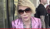 Joan Rivers -- Doctors Reportedly Kept Operating As Vital Signs Plummeted