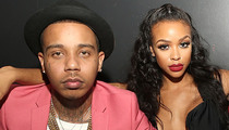 Yung Berg Pulls a Ray Rice ... Reconciles with Girlfriend after Assault