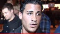 Snooki's Hubby Jionni LaValle -- I Spent My Honeymoon in DUI Court
