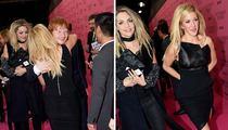 Ed Sheeran -- Has Awkward Run-In with Ex-GF Ellie Goulding ... I Still Hate You