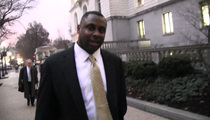 NFL Exec Troy Vincent -- I'm Praying for Adrian Peterson (Video)