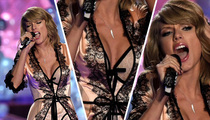 Taylor Swift -- Read My Boobs ... No More Blank Spaces
