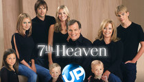 Stephen Collins -- Network Quietly Puts '7th Heaven' Back on the Air