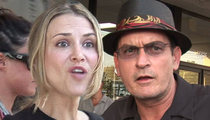 Charlie Sheen Settles With Brooke After Booze, Abuse Allegations