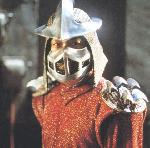 "James Saito is best known for playing the foot clan overlord and sharp dressing Shredder in the 1990 karate comedy ""Teenage Mutant Ninja Turtles."""