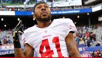 49ers Antoine Bethea -- We LOVED Seeing Kaepernick Confront Raiders LB