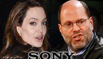 Angelina Jolie ... Famed Producer Says She's a Spoiled, Untalented, Egomaniacal Brat