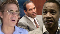 Cuba Gooding Jr. -- He's the Perfect O.J. Simpson ... Says Kato Kaelin