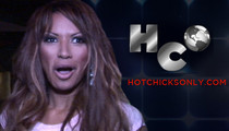 Traci Bingham -- Takes it On the Chin Over Porn Shoot