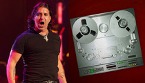 Creed's Scott Stapp -- Shocking Audio of a Crumbling Man
