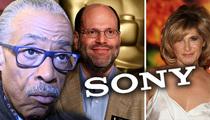 Rev. Al Sharpton -- Unleashes Classic AL-ISM On Hollywood!