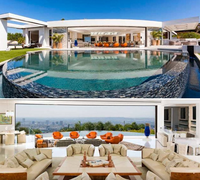 It Pays to Be a Nerd -- Gamer Beats Out Beyonce, Jay Z for Epic L.A. House