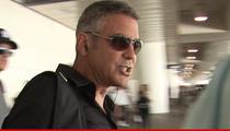 George Clooney -- F*** Kim Jong-un ... Hollywood Showed NO Balls