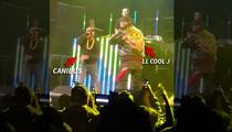 LL Cool J -- Squashes LEGENDARY Rap Feud With Canibus