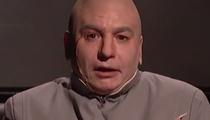 Sony Hacking Scandal -- Dr. Evil Says ... GOP is Giving Villains a Bad Name