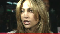 Jennifer Lopez -- Drunk Driver Nailed ... That's How the D.A. Rolls