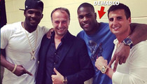 DeMarco Murray -- Buys 22 Watches for Teammates ... Thanks for Huge Season