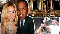 Jay Z & Beyonce -- Phuket ... We're on Vacation!