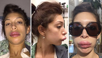 Farrah Abraham -- Pays Dearly for Lip Service