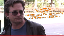 Michael J. Fox Parkinson's Group Gunning for Mega-Merger