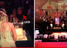 Leonardo DiCaprio & Rihanna -- Gettin' Hot At Playboy Mansion