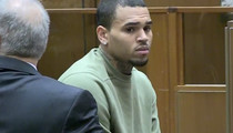 Chris Brown -- Probation Revoked Over Shootings ... Probation Dept. Wants Singer Locked Up