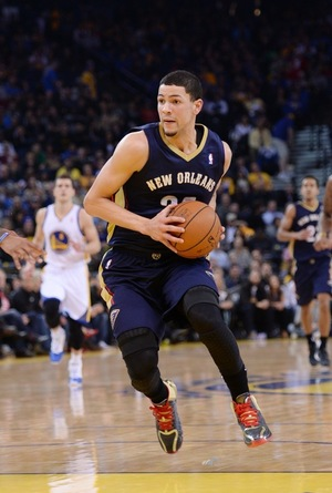 Austin Rivers -- On The Court