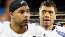 NFL's Golden Tate -- I Didn't Bang Russell Wilson's Wife
